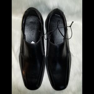 KENNETH COLE NEW YORK MEN'S LEATHER SHOE